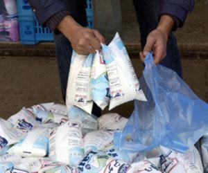 Souk Ahras - Cherche un sachet de lait désespérément
