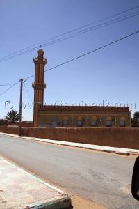 Mosquée d\'El Bnoud (Wilaya d\'El Bayadh)