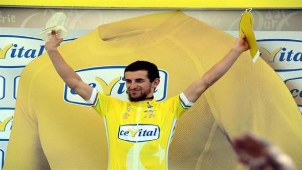 Cyclisme/Tour international de Constantine: Laggab remporte la 1�re �tape et endosse le maillot jaune