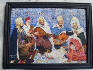 Une fête de circoncision
