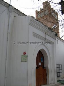 Photo Tlemcen, Mosquée Sidi Brahim