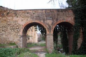 Pont de l\'époque française (1885) vieux quartier de Tlemcen à Agadir