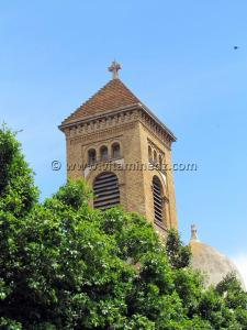 LA CATHERDALE DU SACRE-COEUR De style Romano - Byzantine