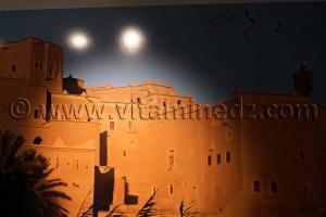 Ksar De terre et d\'argile, Exposition de Yasmine Terki (Tlemcen 2011, capitale de la culture islamique)