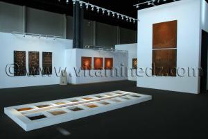 Œuvres et Motifs De terre et d\'argile, réalisées lors de l\'expo Tlemcen 2011