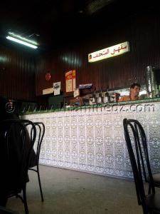 Le Café du musée à Tlemcen