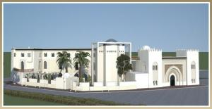 Extension du musée archéologique (La Medersa) :
