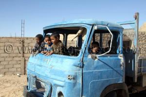 Enfants à Abalessa (Tamanrasset)