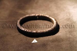 Bijoux (Bracelets) antiques Tamanrasset, Musée de l\'Ahaggar (parc culturel de l'Ahaggar)