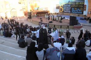 Groupe Chaoui Festival de la musique Amazighe à Tamanrasset