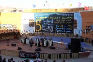 Musique Chaouie Festival de la musique Amazighe à Tamanrasset