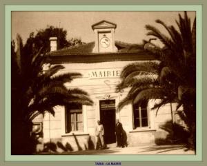 L'ANCIENNE MAIRIE DE TABIA