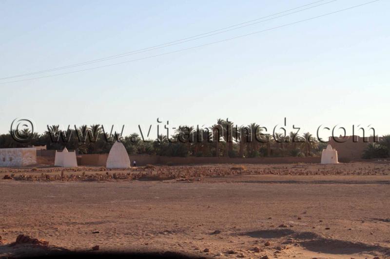 Marabouts � Sebaa - Adrar Touat