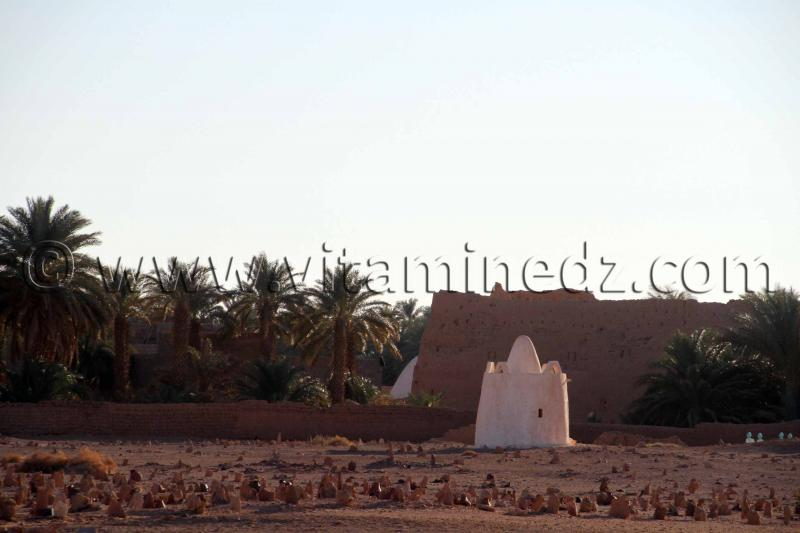 Marabout � Sebaa - Adrar Touat