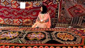 Bordj Bou Arréridj - Les habitants des Bibans émerveillés par le tapis de Babar