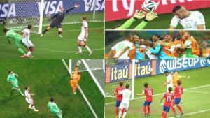 مشاركة رابعة مدهشة للجزائر في كأس العالم 2014 بالبرازيل