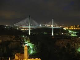 جسر طرانشيمال ثامن جسر جاهز بقسنطينة