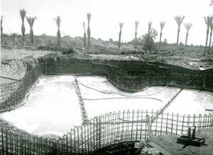 مشروع حدائق الزيبان ببسكرة: اكبر منتزه تسلية يتشكل