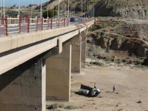 معسكر: موت سبعة عمال اثر حادث مرور بالمحمدية