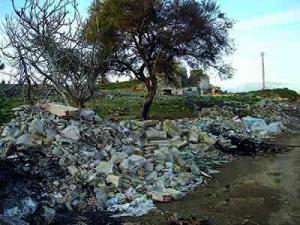 مشروع محرقة و محطة تفريغ للحصى و معالجة قريبة المدى لسنة 2015 بقسنطينة