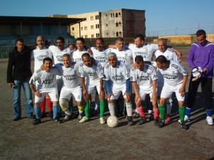 فريق المحاربين القامى بتابية