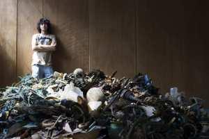 يريد شاب هولندي دو 19 عاما تنظيف المحيط باستعمال قمع عملاق