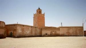 ورقلة- مشروع ترميم الجامع الكبير تقرت