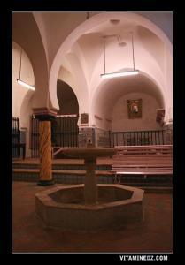 Le Patio de Hammam Benslimane datant de 2 siècles environ