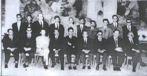 Premier gouvernentemt de l'Algérie indépendante