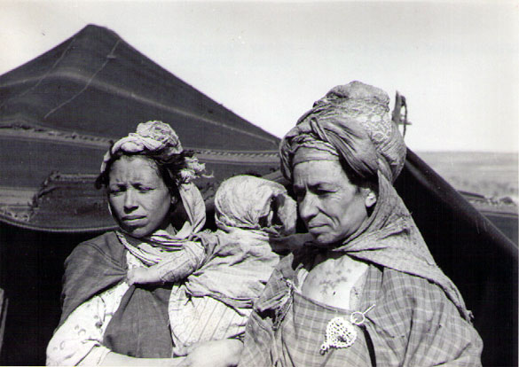 خيمة العرب الرح بتاوزيانت