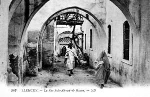 Passage Sidi Bel Lahcen, Tlemcen