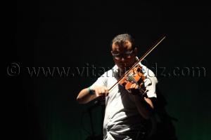 Khalil Baba Ahmed Concert en faveur des enfants autistes organisé par des musiciens tlemceniens
