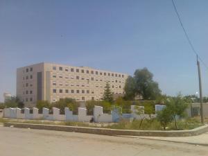 Hôpital kais