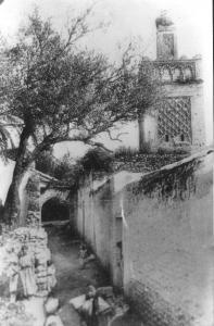 Photo Ancienne de Tlemcen Mosquée Sidi Lahcene