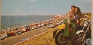 club des pins alger 1970
