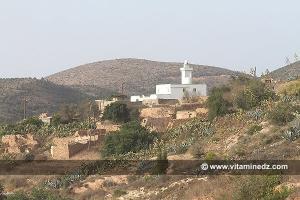 Zaouia et Mosquée des Ouled Bouyakoub, près de Bider