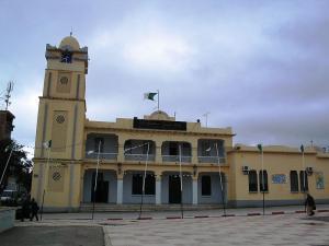 مقر بلدية خنشلة القديمة والعدالة