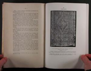 L\'industrie du Tapis à Kalaa Beni Rached de Lucienne Bonnet
