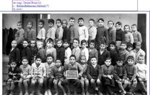قسم دراسي بموزاية سنة 1946-1947