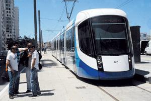 Tramway de S�tif - Les S�tifiens pas d�accord sur le trac�