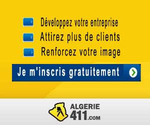 Pages jaunes d'alg�rie