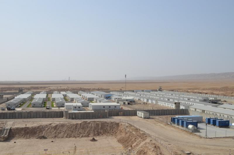 مؤسسة بناء الغرف الجاهزة الصحراوية وشقق