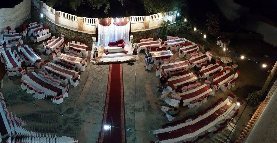 Salles des f tes mariages algerie mariages societe photos - Photo de decoration de salle de mariage ...
