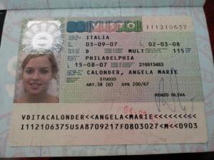 Visa Schengen / Visa Canada
