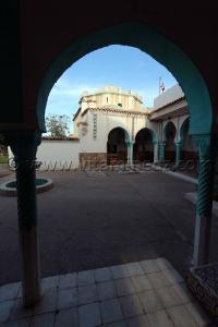 Mausolée de Sidi Mohamed Cherif à Sidi Braham El Ghobrini à Cherchell