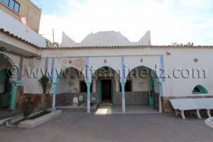 Mausolée de Sidi Braham El Ghobrini à Cherchell (Caesarée)
