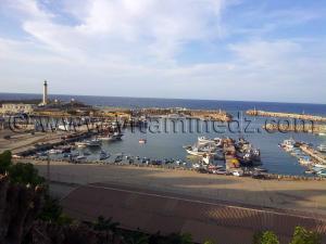 Port et Phare de Cherchell (Caesarée)