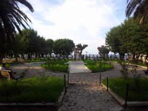 L\'esplanade de Cherchell (Caesarée)
