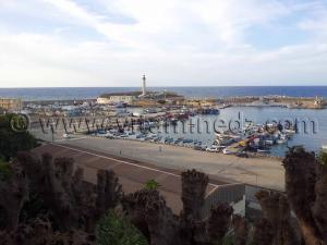Phare et Port de Cherchell (Caesarée)