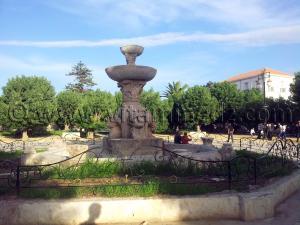 La fontaine romaine de Cherchell (Caesarée)